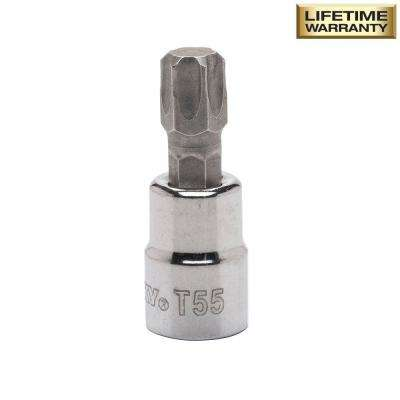 Torx 3/8 in. Drive Bit Socket