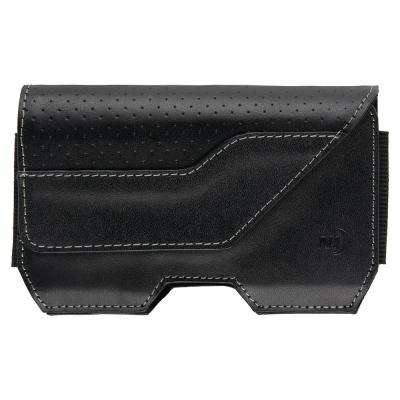 Large Clip Case Executive Universal Rugged Holster, Black