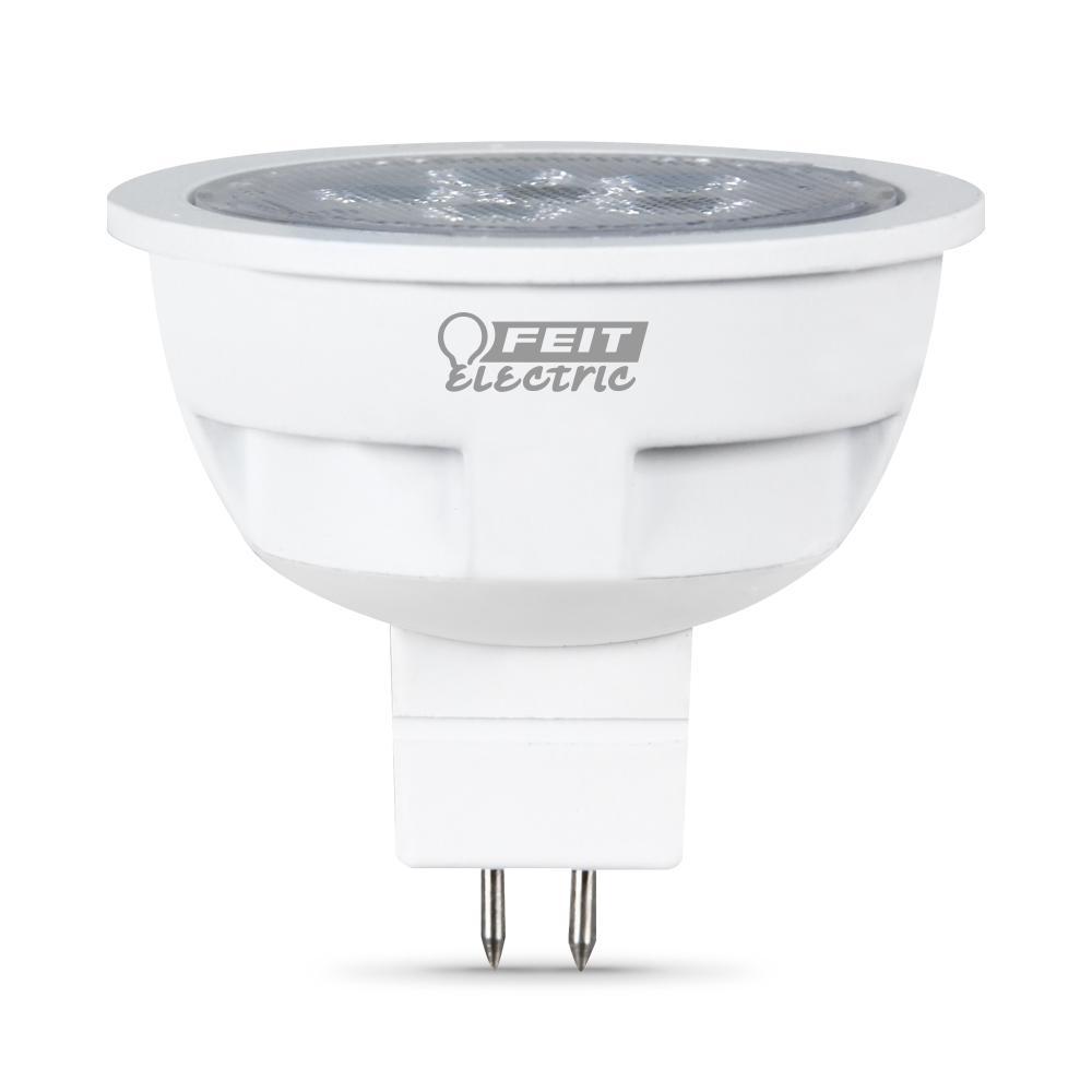 75W Equivalent Warm White (3000K) MR16 GU5.3 Bi-Pin Dimmable LED 12-Volt Light Bulb