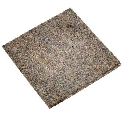 Regent 32 oz. 9/25 in. Thick 8.2 lb. Density Fiber Carpet Cushion