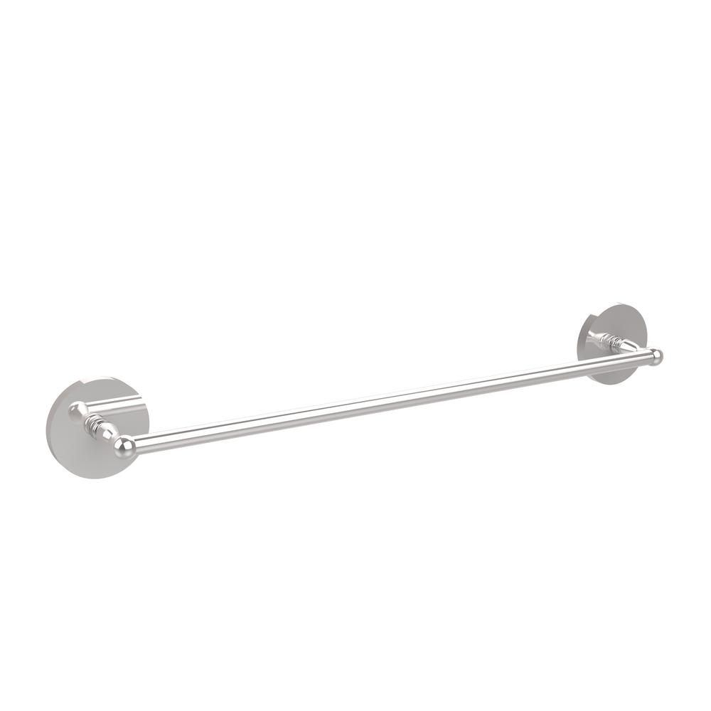 Skyline Collection 30 in. Towel Bar in Polished Chrome