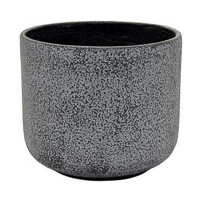 12.5 in. x 12.5 in. Planter-Medium in Gray