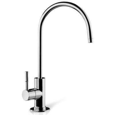 European Designer Drinking Water Faucet in Luxury Chrome