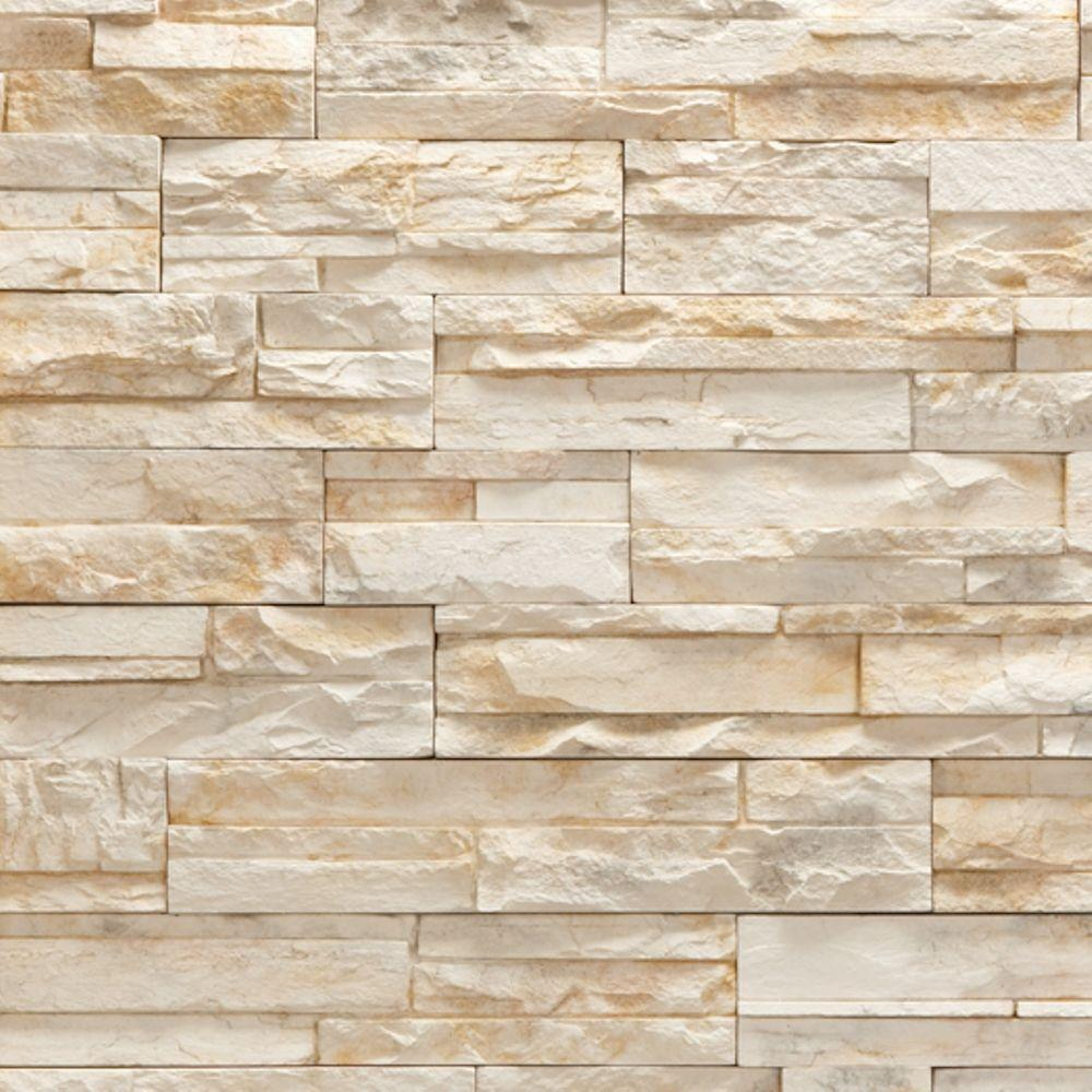 Veneerstone imperial stack stone calima corners 10 lin ft for Manufactured veneer stone