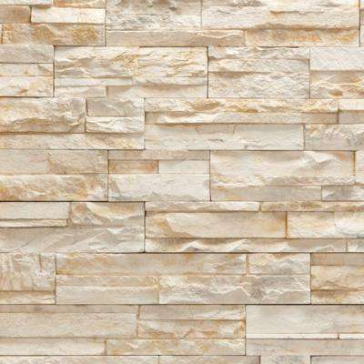 Imperial Stack Stone Calima Corners 100 lin. ft. Bulk Pallet Manufactured Stone