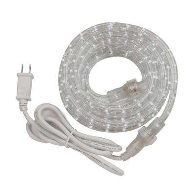 156-Light 12 ft. Integrated LED Rope Light
