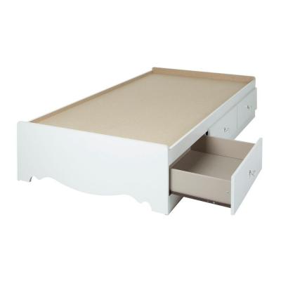 Crystal Twin Kids Storage Bed