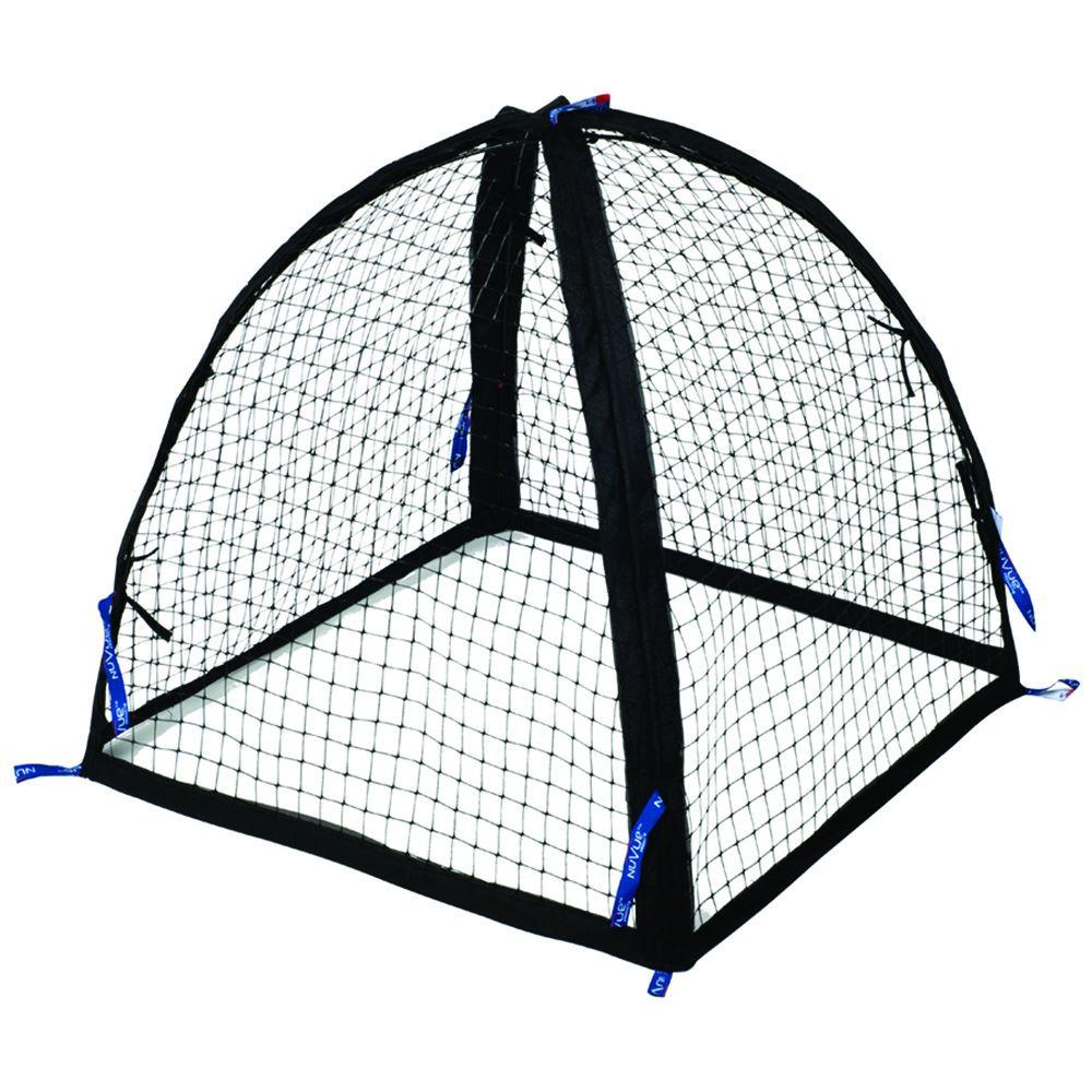NuVue PestGuard Animal Plant Protection 28 in. Pop-Open Framed Netting