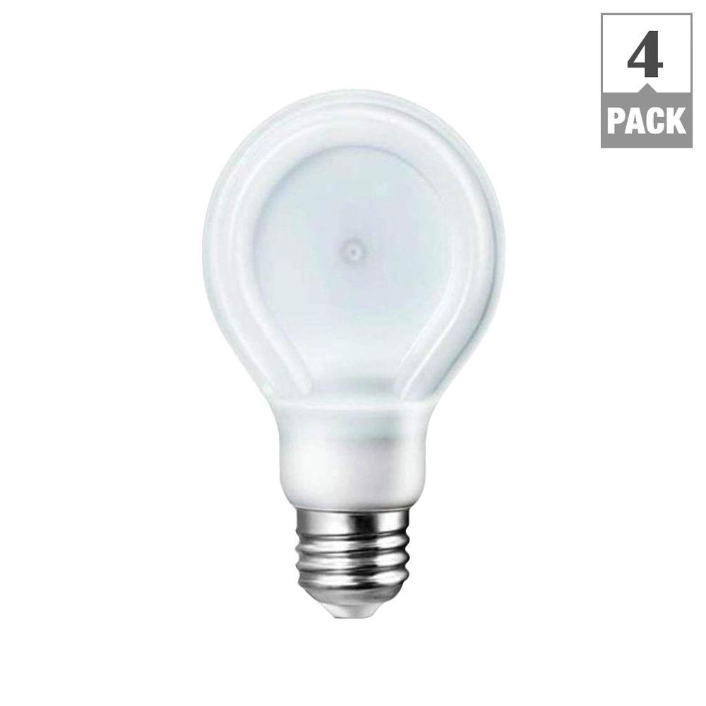 Feit Electric 60W Equivalent Daylight A19 Dusk Till Dawn LED Light ...