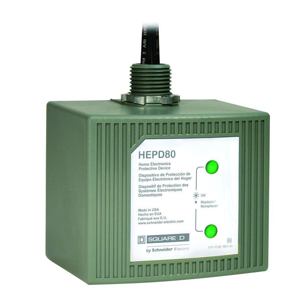 80 kA Home Electronics Protective Device (HEPD)