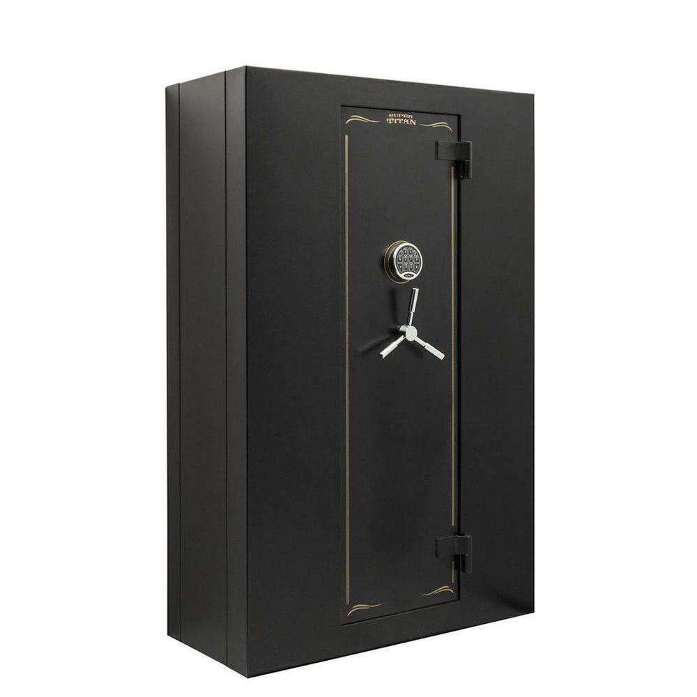 Gun Safe Fireproof Panels : Snap safe modular digital lock fireproof gun titian