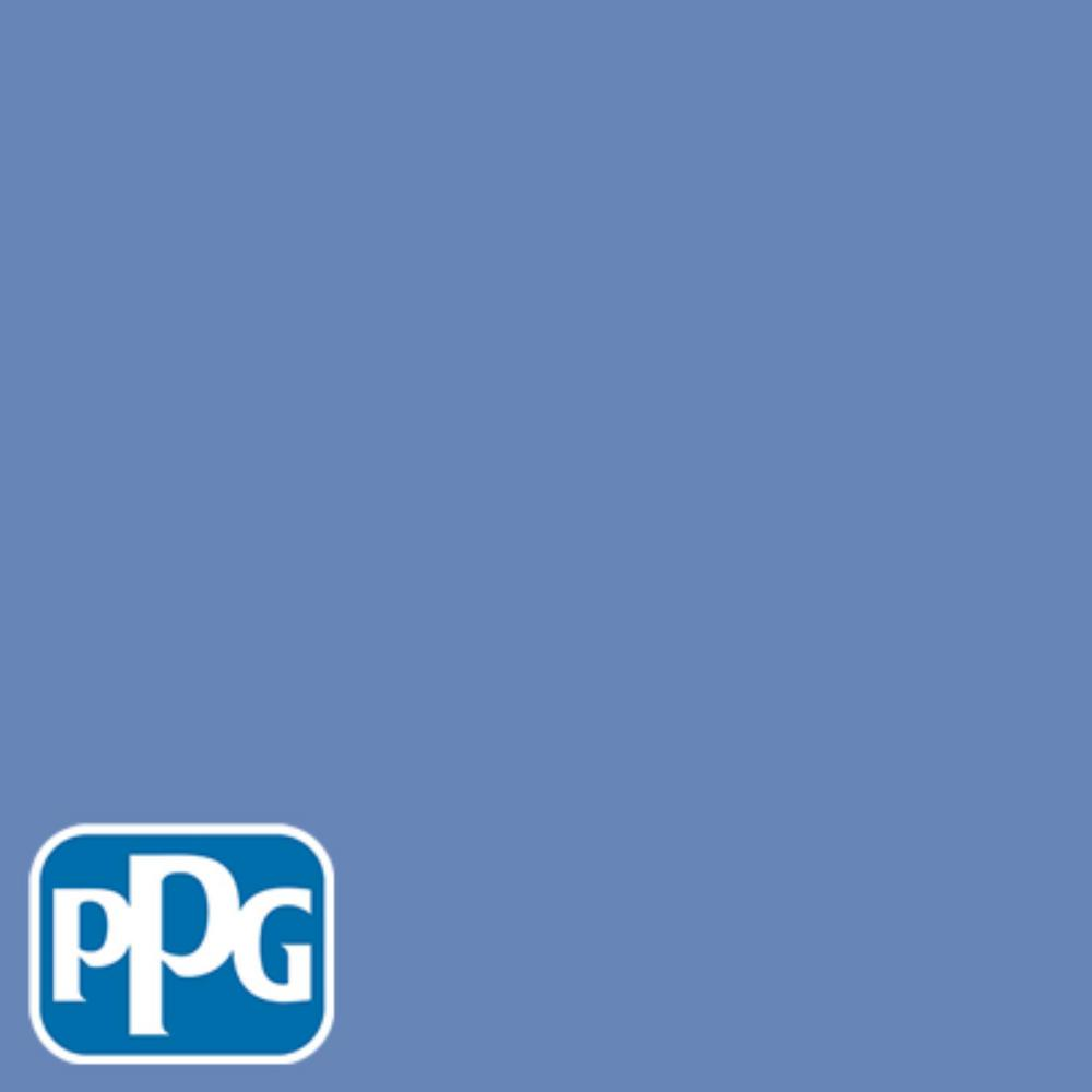 Ppg Timeless 8 Oz Hdppgv27 Pure Periwinkle Satin Interiorexterior