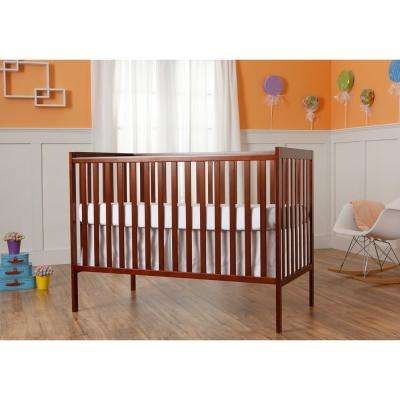 Synergy Espresso 5-in-1 Convertible Crib
