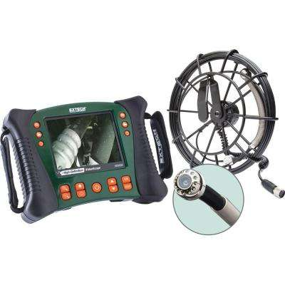 Plumbing Videoscope Kit with 30 Meter Cable