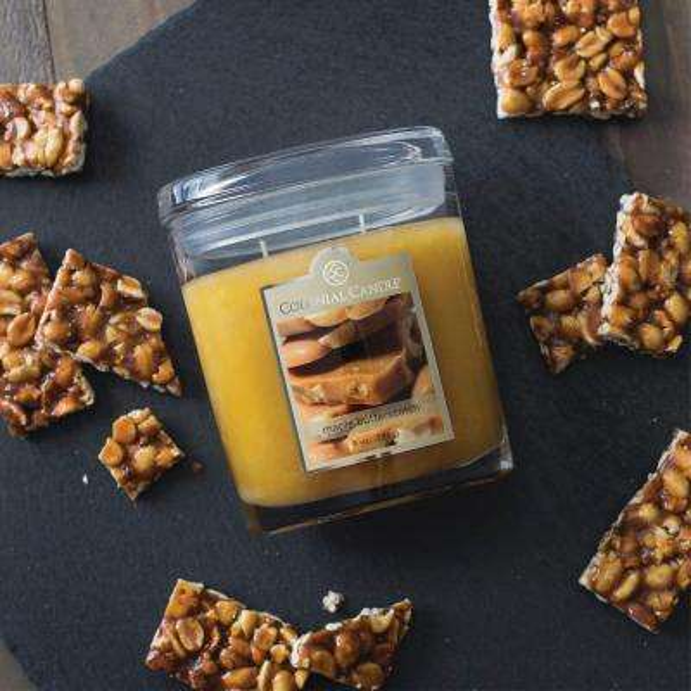 22 oz. Maple Butterscotch Oval Jar Candle