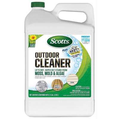 2.5 Gal. Outdoor Cleaner Plus OxiClean Concentrate