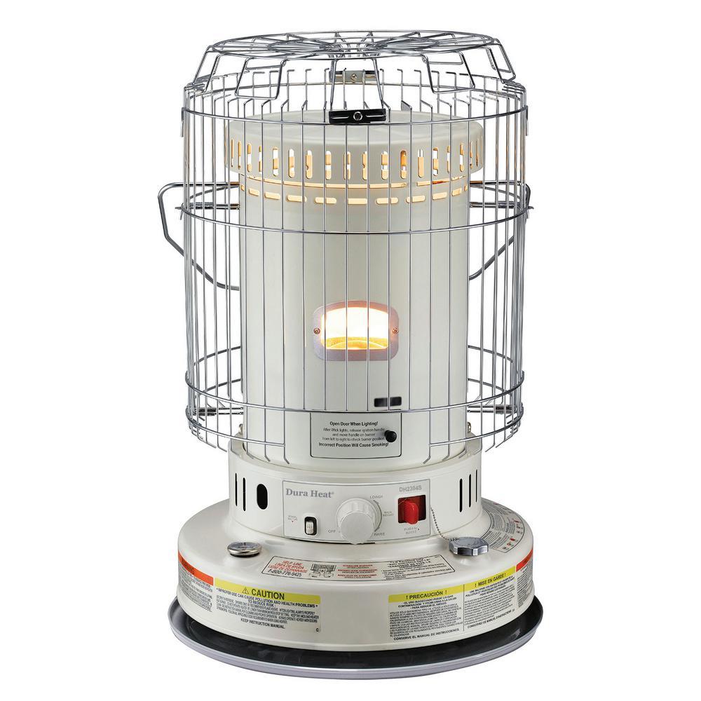 DuraHeat 23,800 BTU Indoor Kerosene Portable Heater