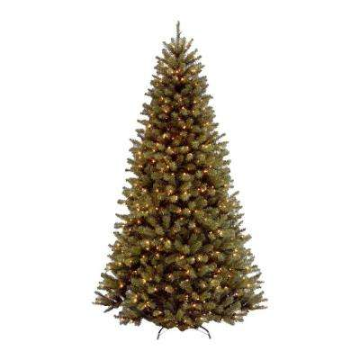 7.5 ft. North Valley Spruce Artificial Christmas Tree with 550 Clear Lights
