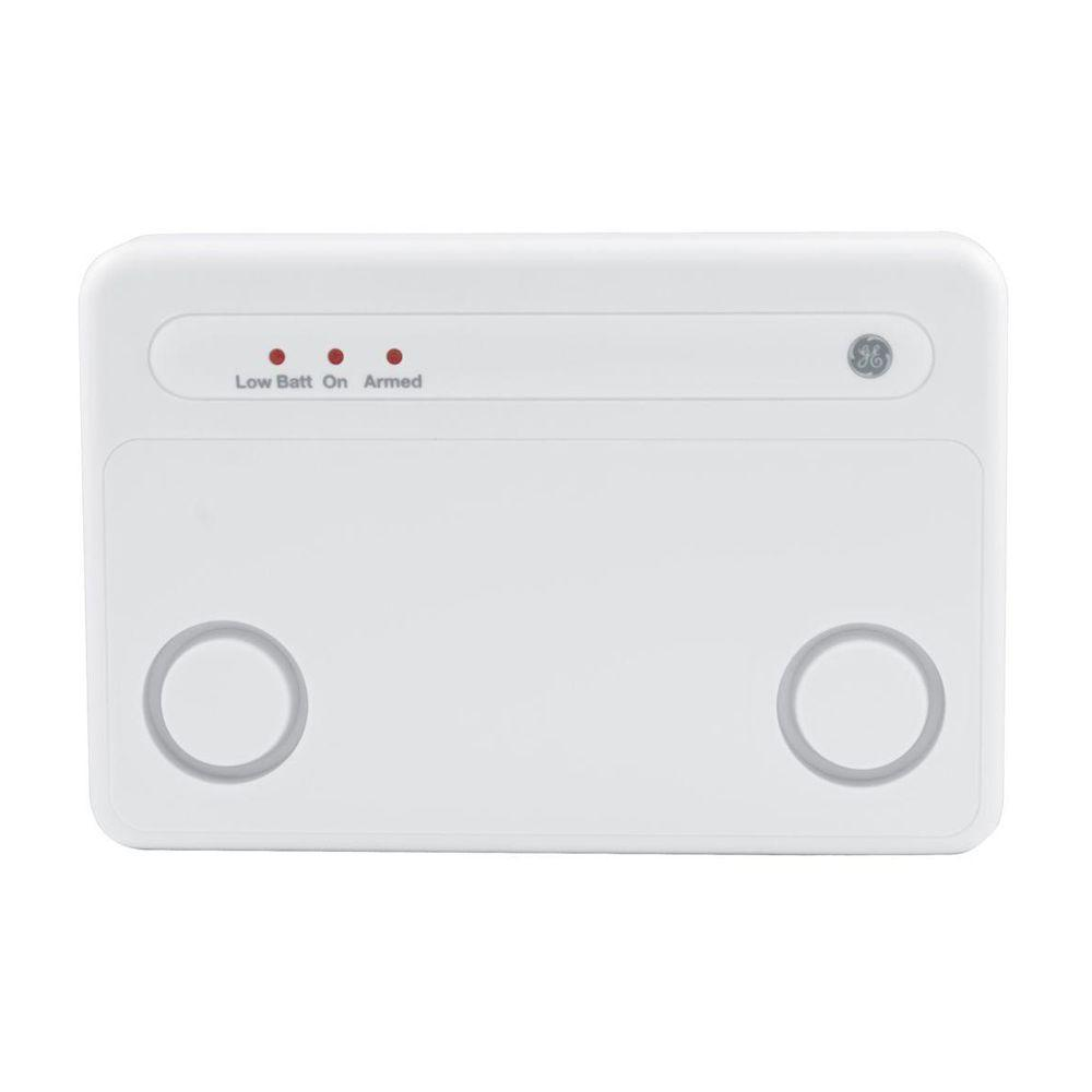 GE Choice Alert Wireless Alarm System with Alarm Siren