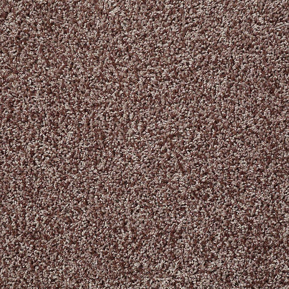 Trafficmaster Charming Color Coffee Bean Twist 12 Ft