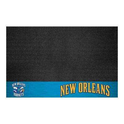 New Orleans Hornets 26 in. x 42 in. Grill Mat