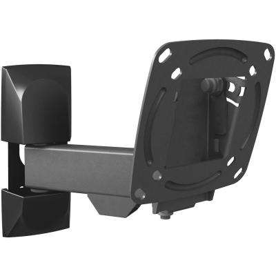 Barkan Full Motion Flat/Curved Panel TV and Monitor Wall Mount for 15 in. to 29 in. Screens up to 33 lbs.