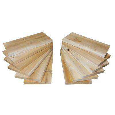 5.5 in. x 11 in. Cedar Grilling Planks (12-Pack)