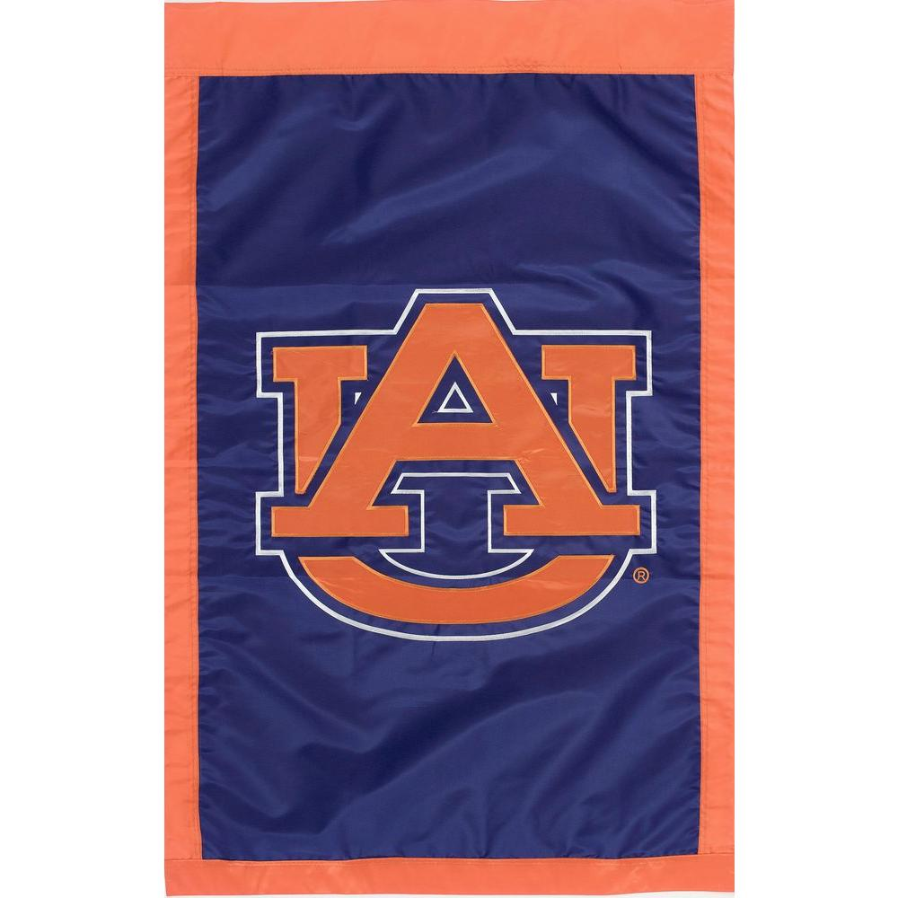 Evergreen Enterprises NCAA 28 in. x 44 in. Auburn 2-Sided Flag-DISCONTINUED