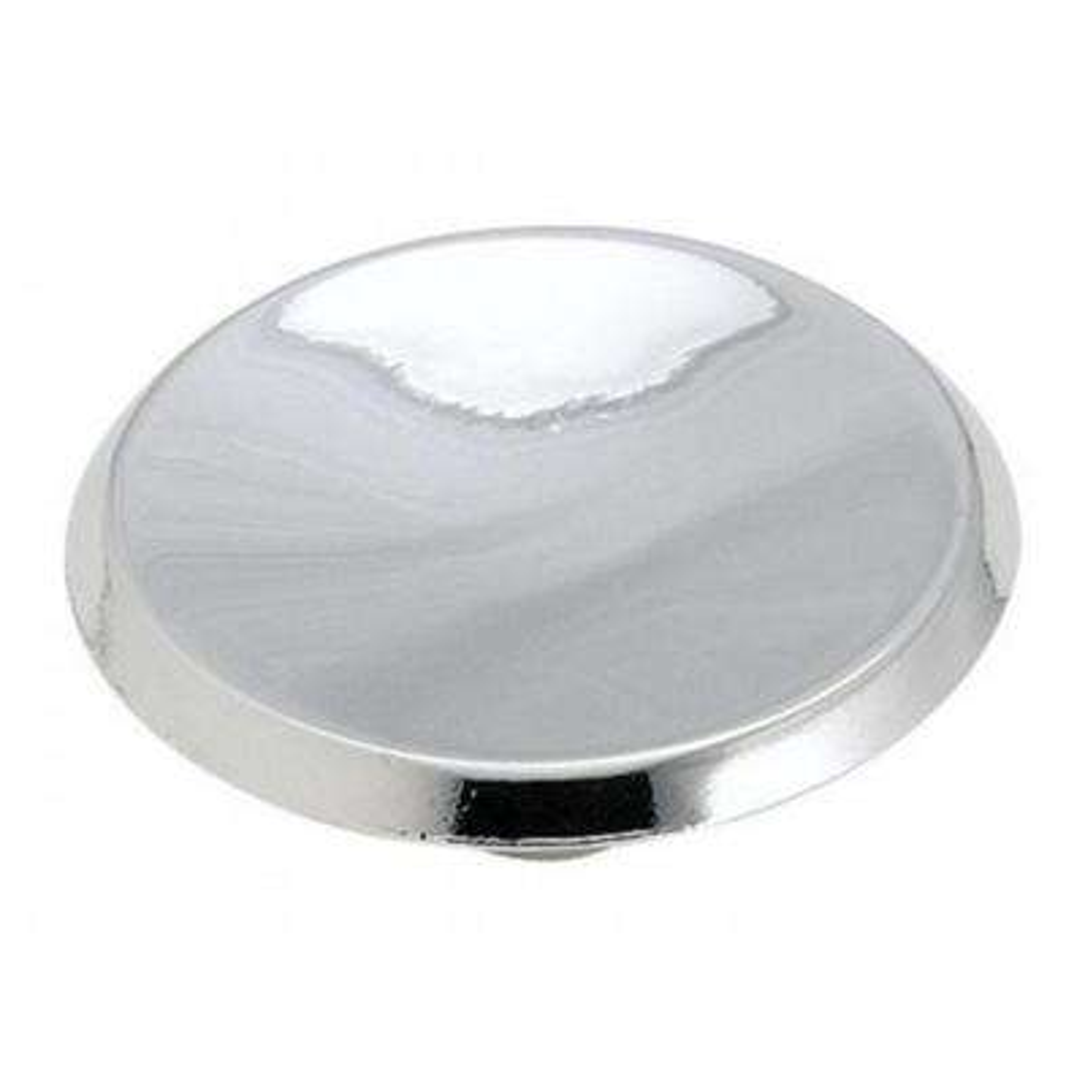 Allison Value 1-1/2 in (38 mm) Diameter Polished Chrome Cabinet Knob