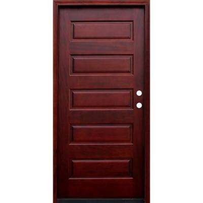 Modern - Wood Doors - Front Doors - The Home Depot
