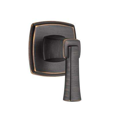 Townsend Single-Handle On/Off Volume Control Valve Only Trim Kit in Legacy Bronze (Valve Not Included)