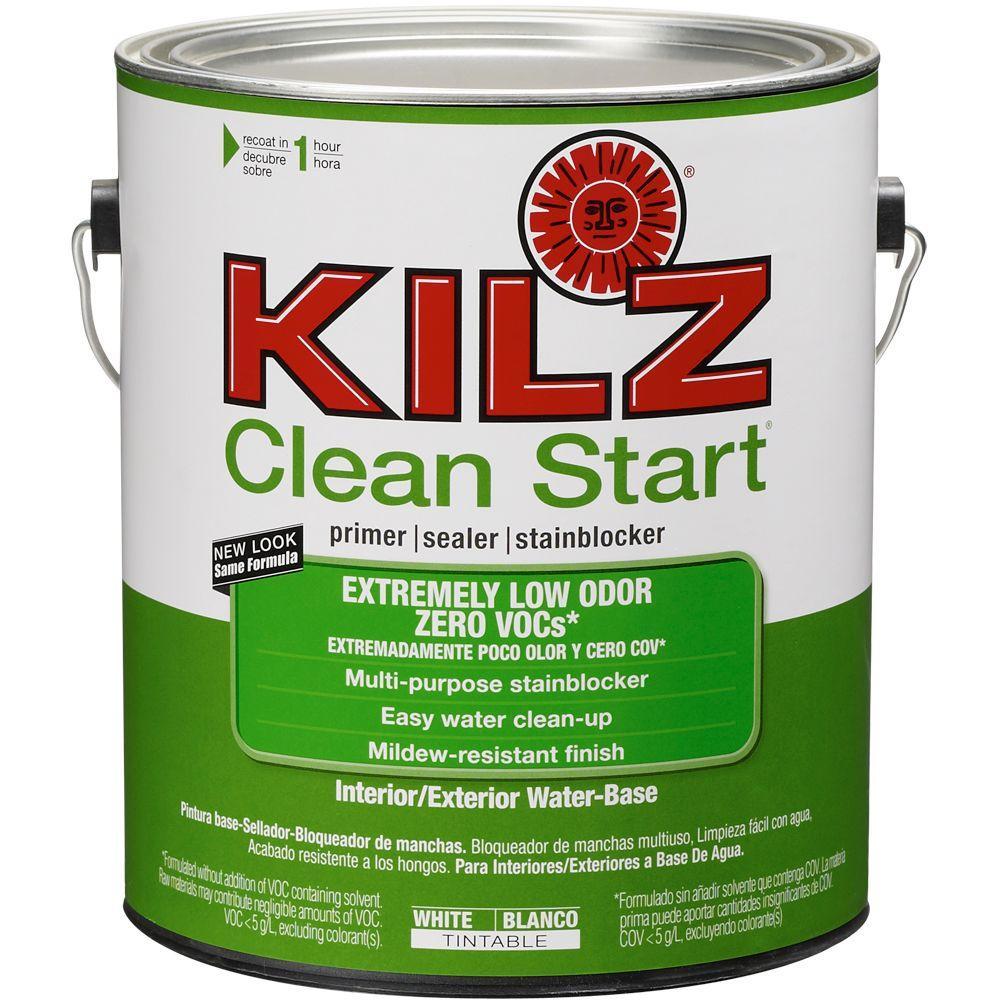 Kilz Kitchen And Bath Primer Home Depot