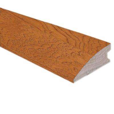Hickory Honey 0.75 in. Thick x 2 in. Wide x 78 in. Length Flush-Mount Reducer Molding