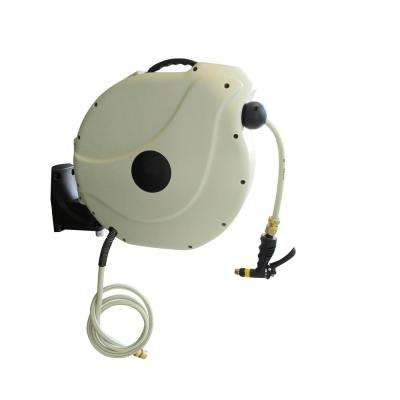 82 ft. Retractable Garden Hose Reel NW Series Includes Hose and Spray Nozzle