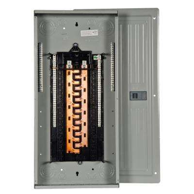 PL Series 125 Amp 30-Space 40-Circuit Main Lug Indoor Load Center