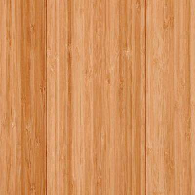 Vertical Toast 3/8 in. Thick x 5 in. Wide x 38-5/8 in. Length Click Lock Bamboo Flooring (21.44 sq. ft. / case)