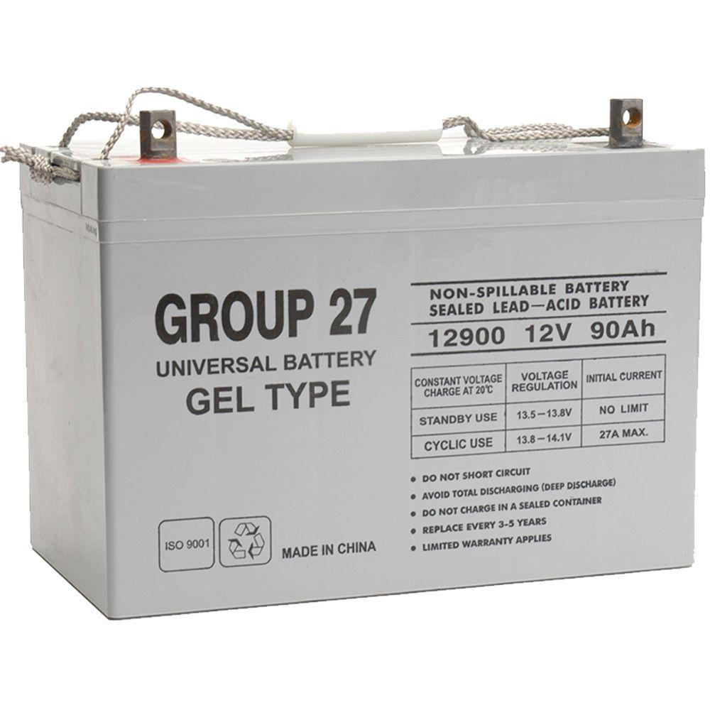 The Upgrade Group SLA 12-Volt Z1 Terminal Battery