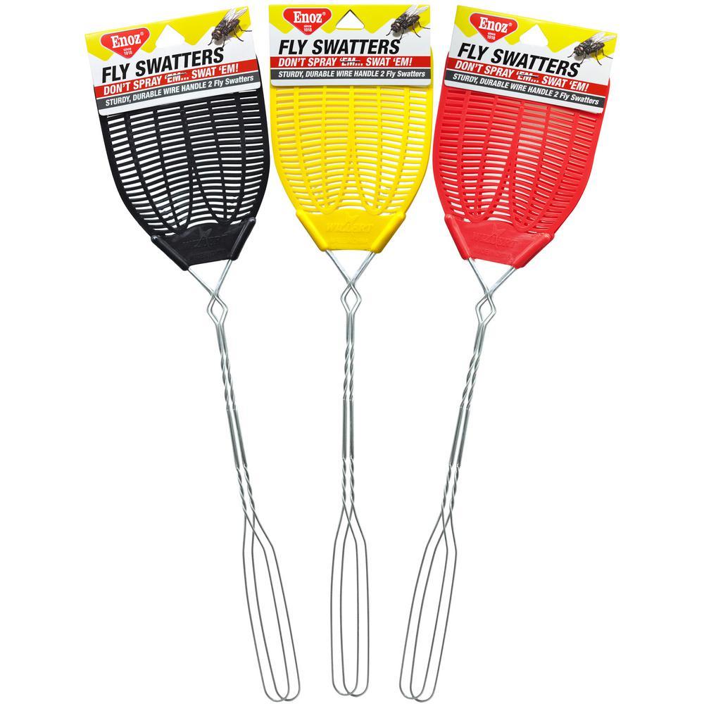 Flyswatter Twin Pack