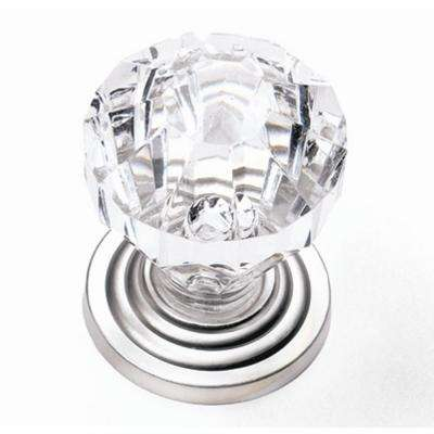 1 in. Pewter Cabinet Knob