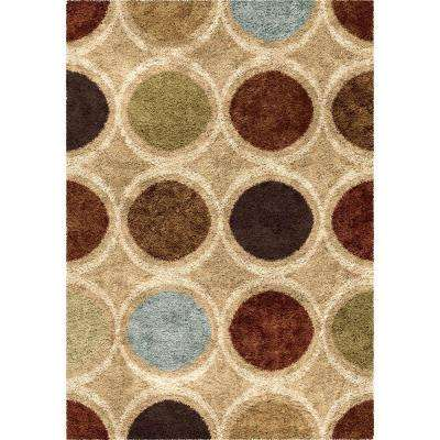 Marble Multi 7 ft. 10 in. x 10 ft. 10 in. Indoor Area Rug