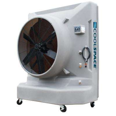 Blizzard50 26485 CFM 12-Speed Portable Evaporative Cooler for 6500 sq. ft.
