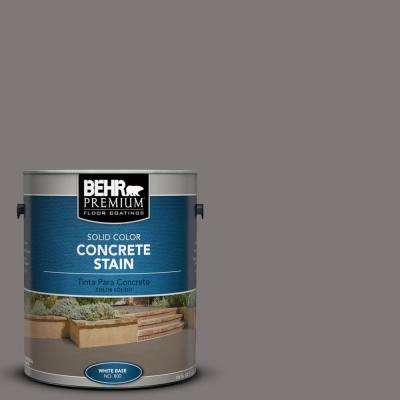 1 gal. #PFC-74 Tarnished Silver Solid Color Interior/Exterior Concrete Stain