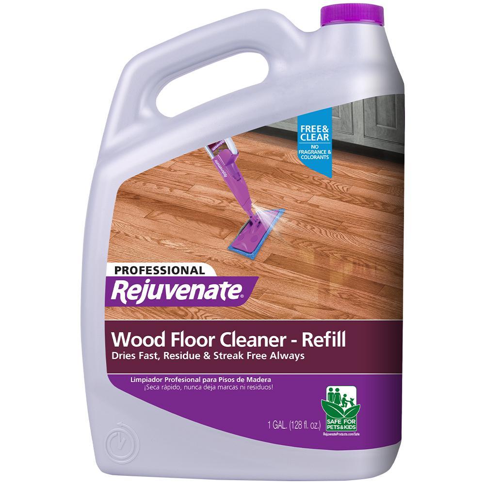 Professional 128 oz. Hardwood Floor Cleaner