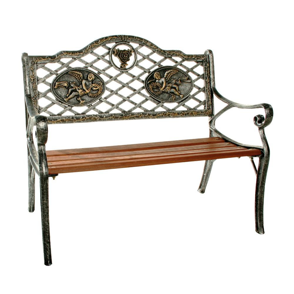 Outdoor decorative benches Decorative benches