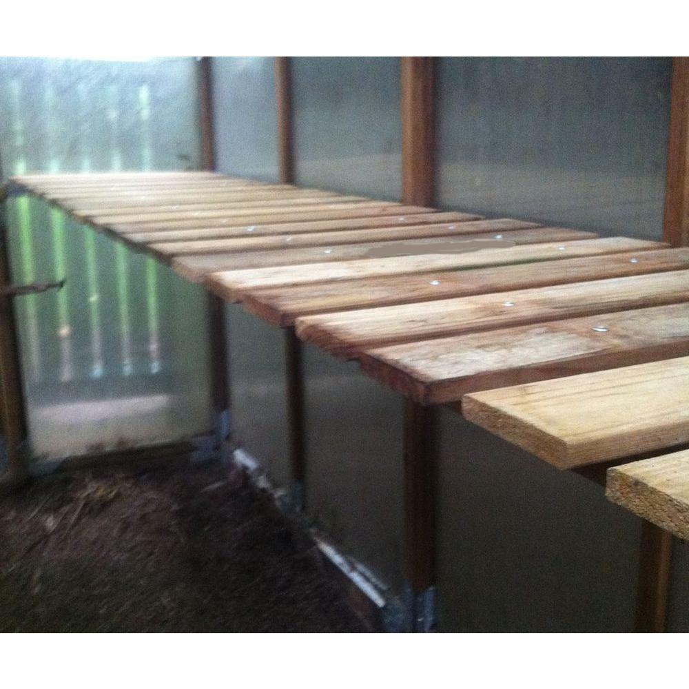 Sunshine Gardenhouse Bench Kit For GKP64 Greenhouse