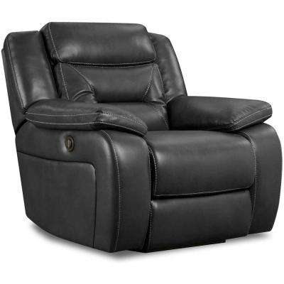 Alpine Black Power Recliner