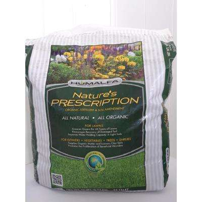 HUMALFA Organic Compost Fertilizer - Concentrated Strength (10 lbs. Makes 40 lbs.)Certified Organic Approved Non-GMO