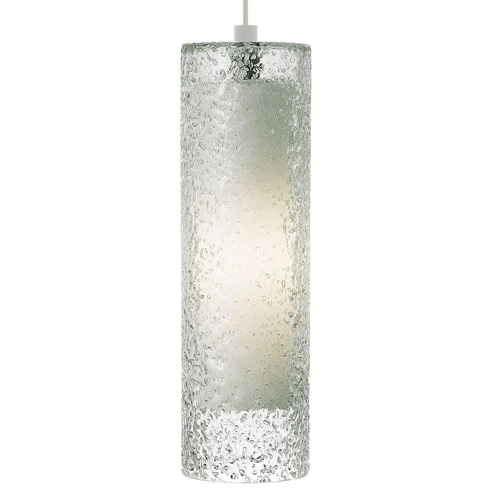 derby linear suspension lbl. Rock Candy 1-Light Satin Nickel Pendant With Clear Cylinder Shade Derby Linear Suspension Lbl N