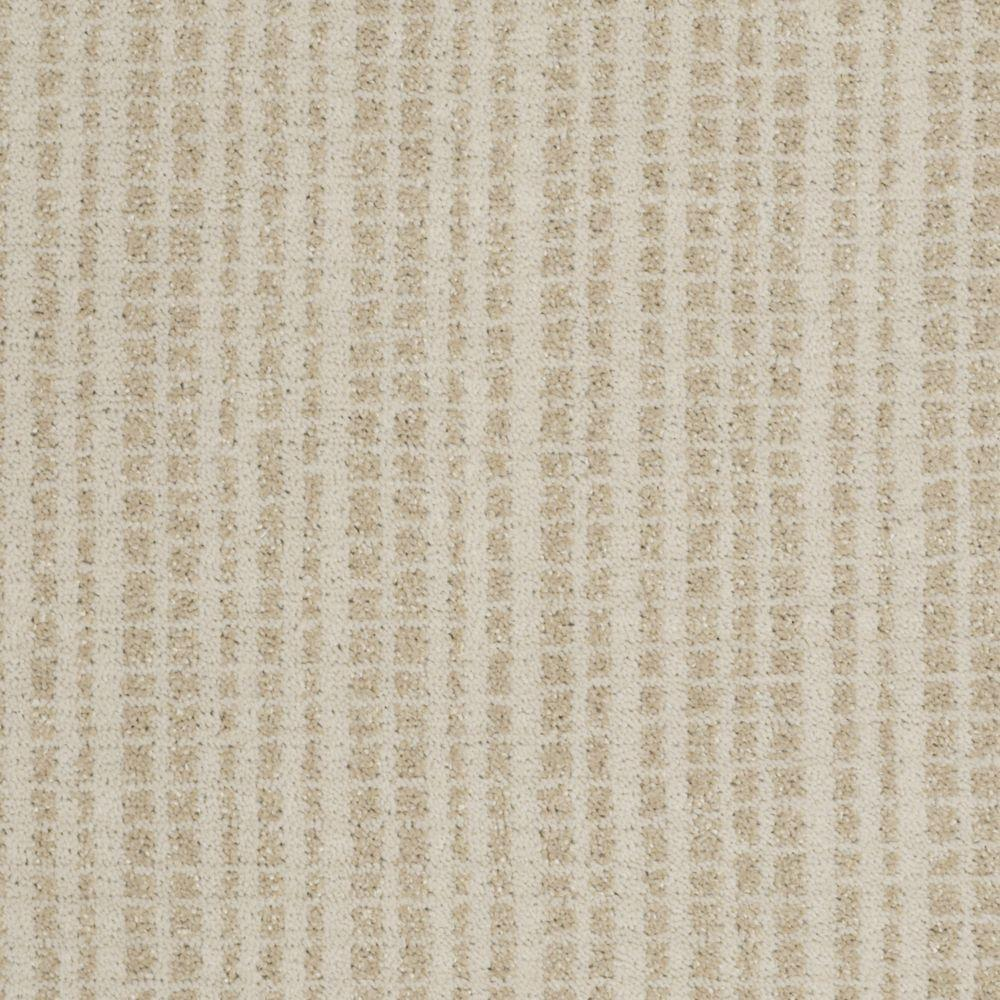 Martha Stewart Living Buckley Ridge - Color Sharkey Gray 6 in. x 9 in. Take Home Carpet Sample-DISCONTINUED
