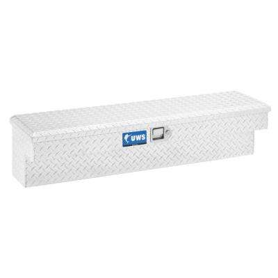 36 in. Aluminum Side Mount Tool Box